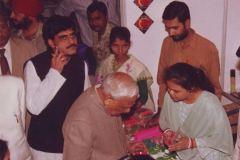 Late Chhabildas Mehta