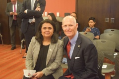 Rick Scott, Senator of Florida
